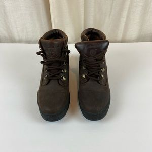 TIMBERLAND Genuine Leather Boots SZ 6
